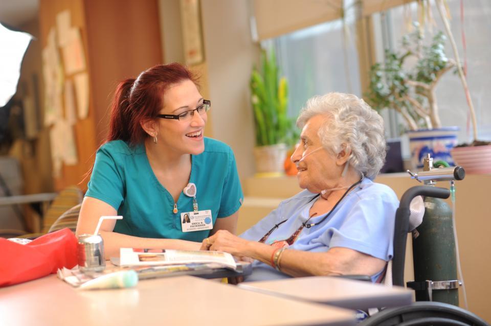 Best Medium Companies 2018-Gurwin Jewish Nursing & Rehabilitation Center