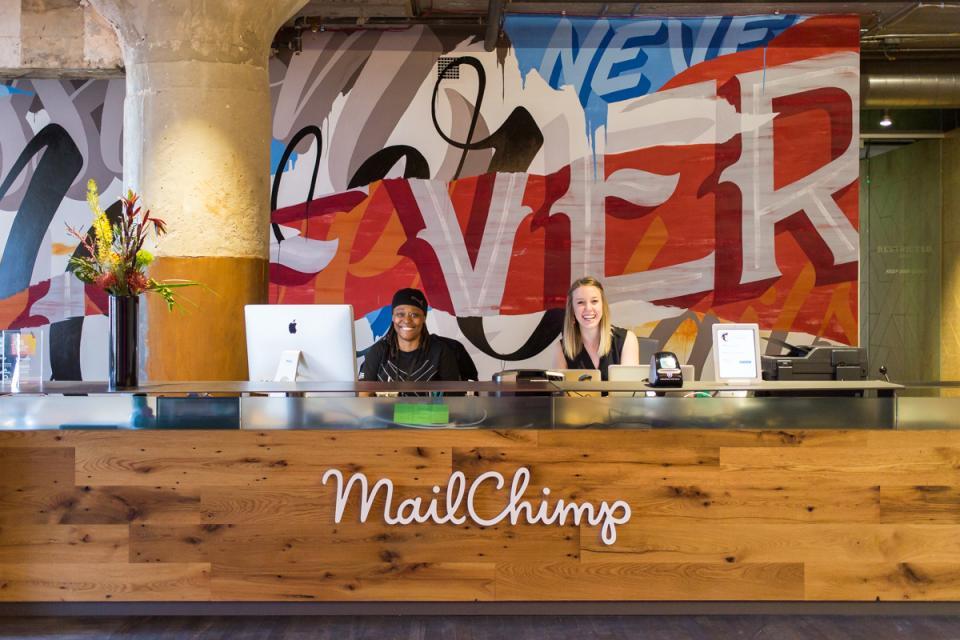 Best Medium Companies 2018-MailChimp