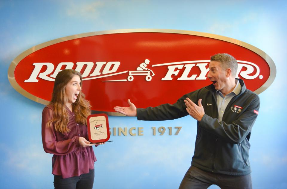 Best Small Companies 2018-Radio Flyer