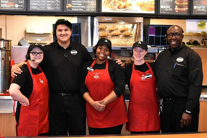 Best Large Workplaces for Women 2018_Arby's Restaurant Group