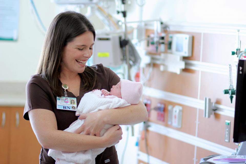 Best Large Workplaces for Women 2018_Baptist Health South Florida