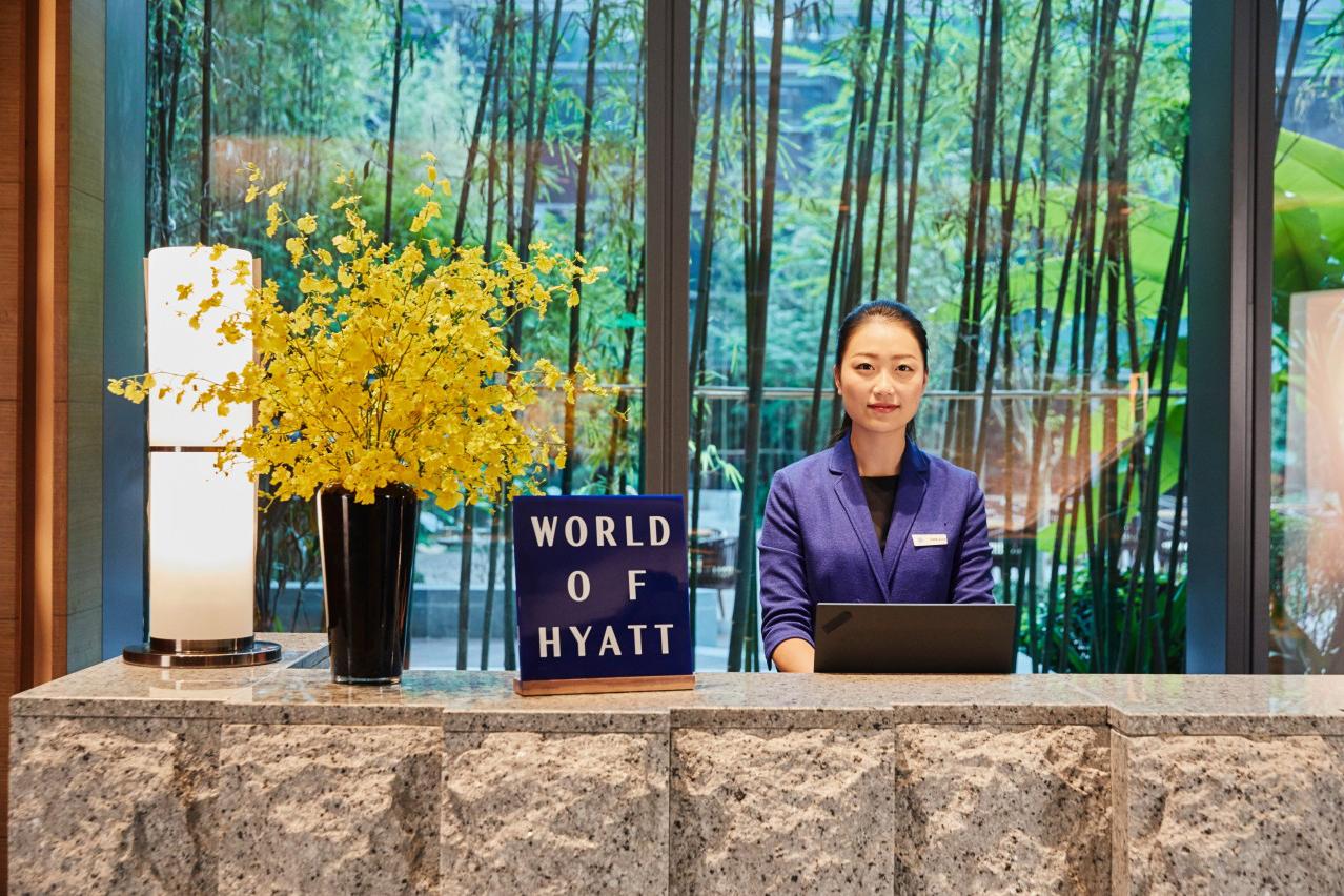 Best Large Workplaces for Women 2018_Hyatt Hotels