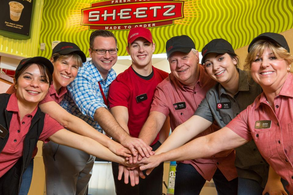 Best Large Workplaces for Women 2018_Sheetz