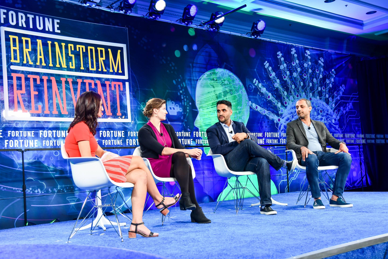 Fortune Brainstorm Reinvent 2018