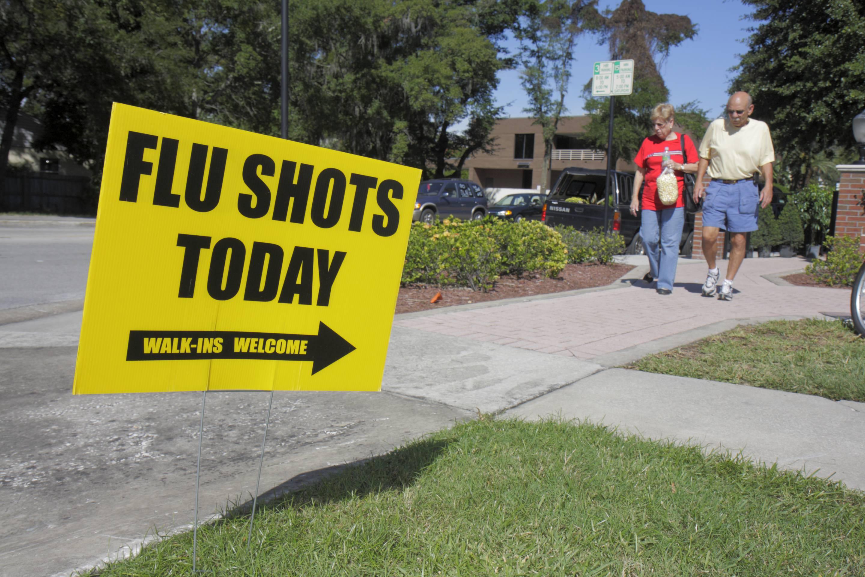 Flu Shot 2018