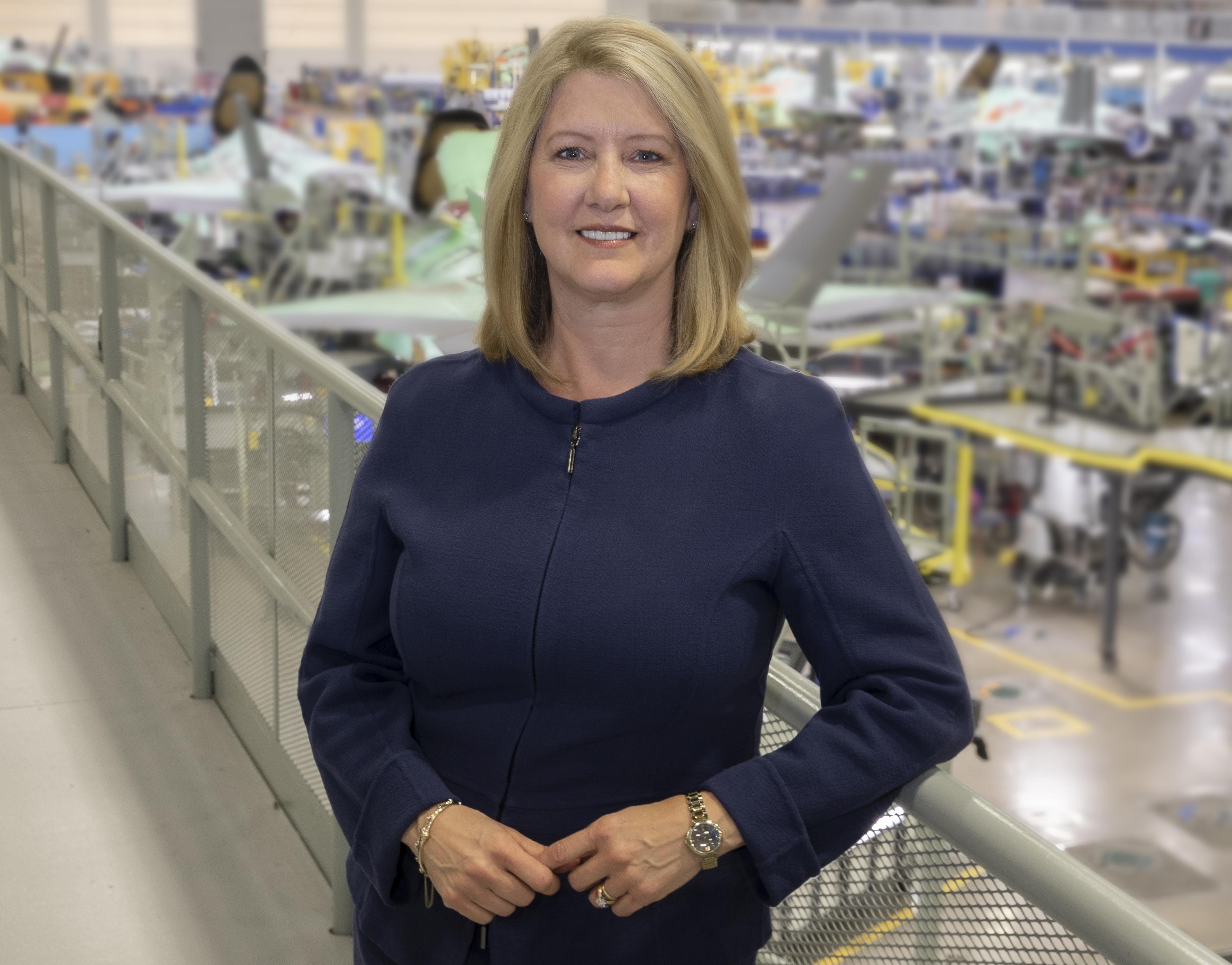 Lockheed Martin Aeronautics Company-Fort Worth-Beth Steel and Jo