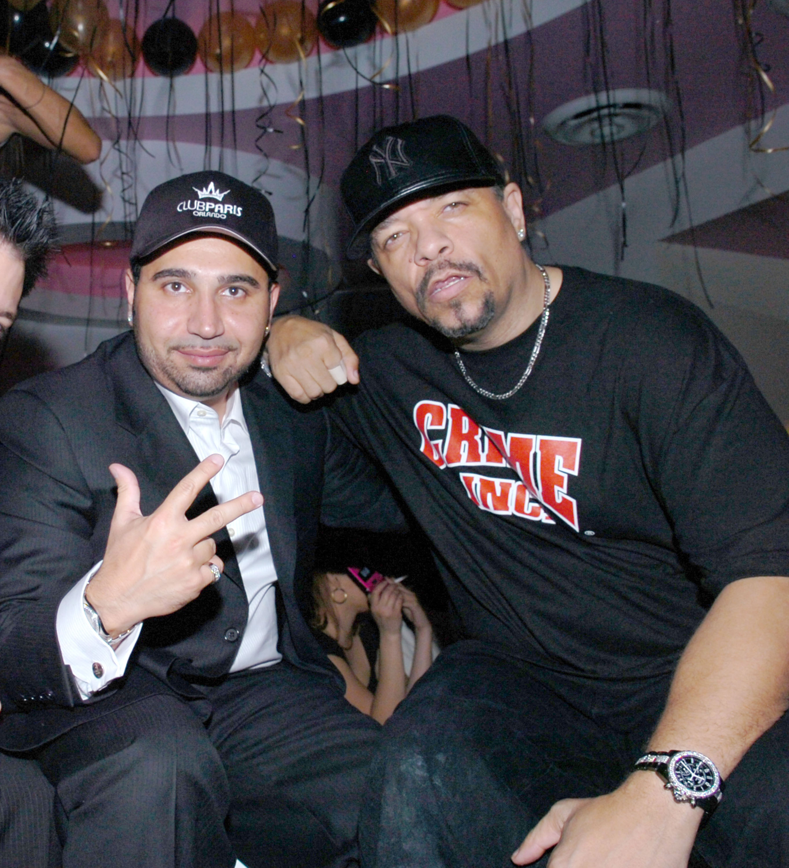Ice T and Coco Host Smooth Magazine Cover Party at Boulevard - January 22, 2007