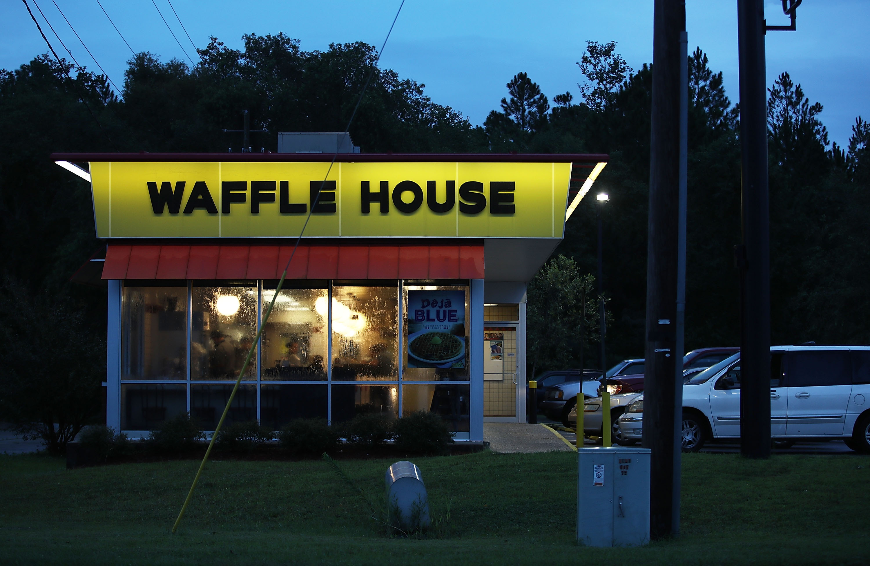 waffle house map | Fortune