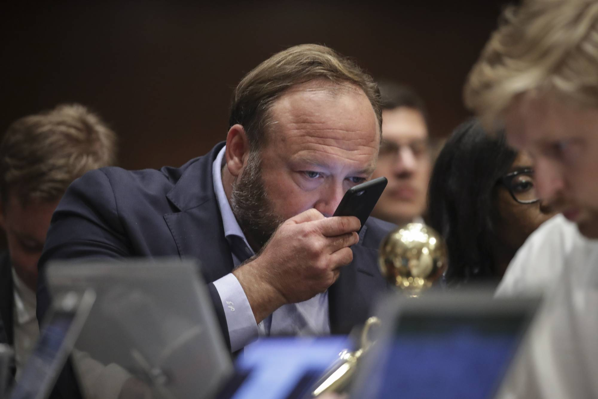 PayPal terminates its contract with Alex Jones conspiracy site Infowars.