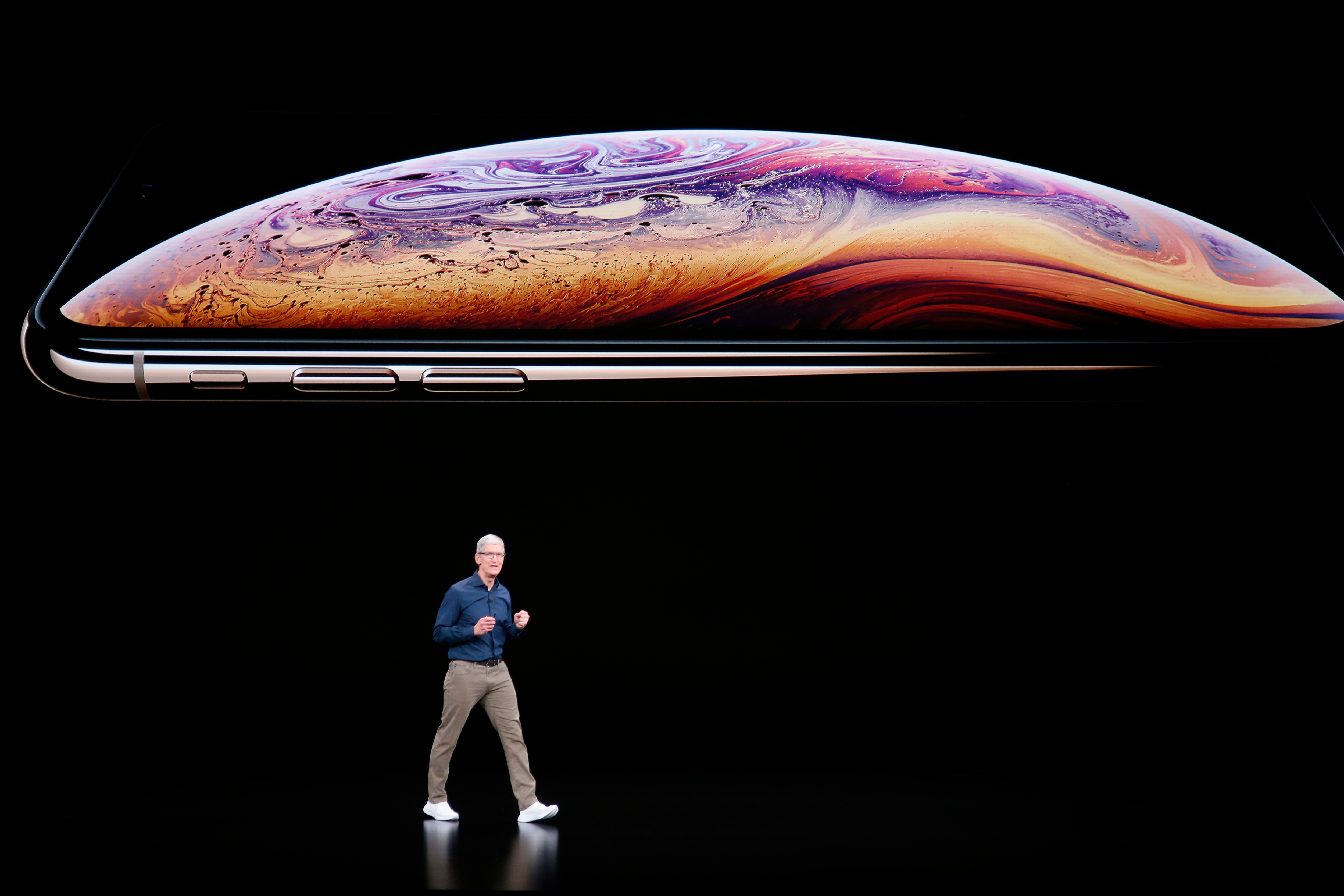APPLE PRODUCT LAUNCH 2018