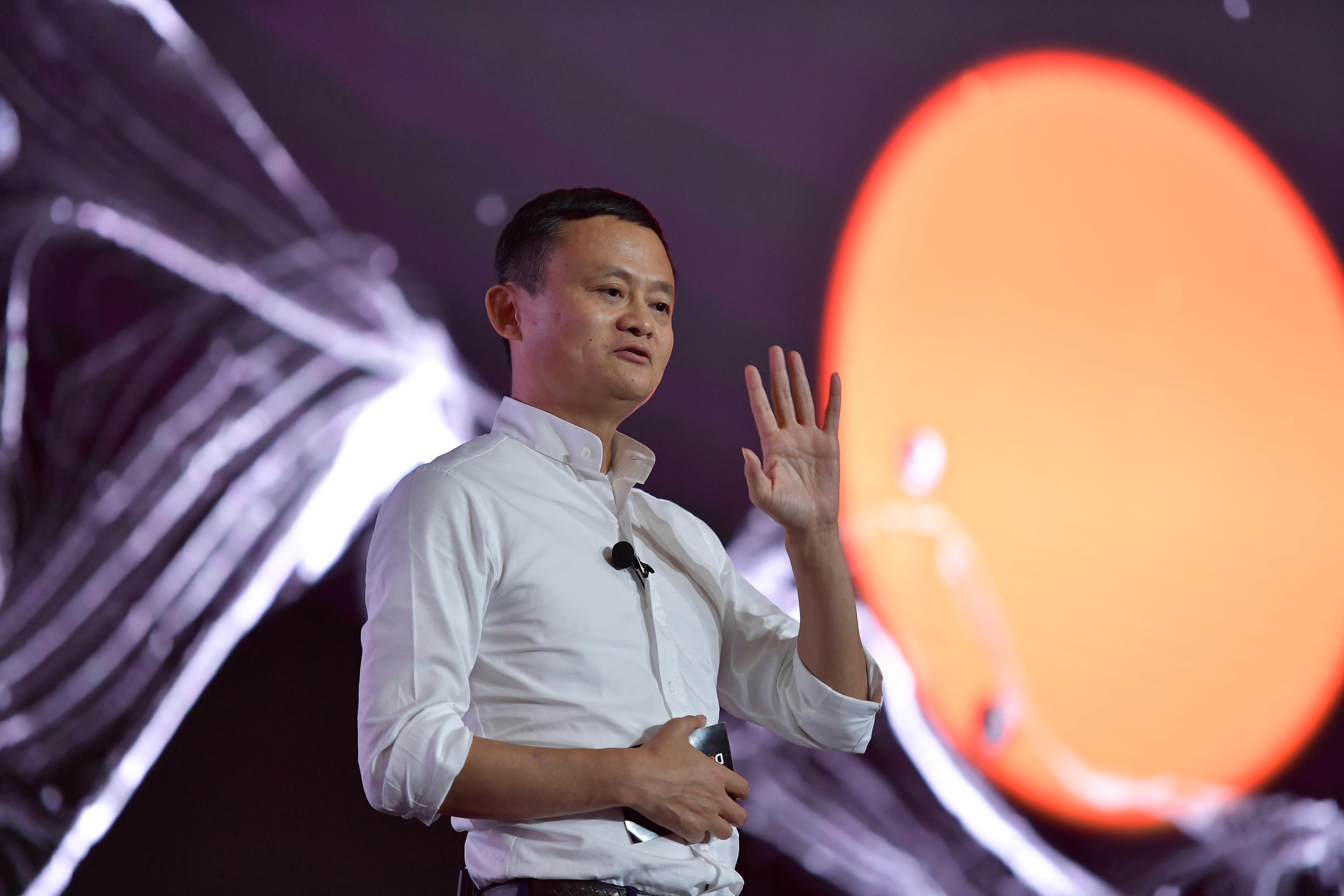 Alibaba Investor Day 2018