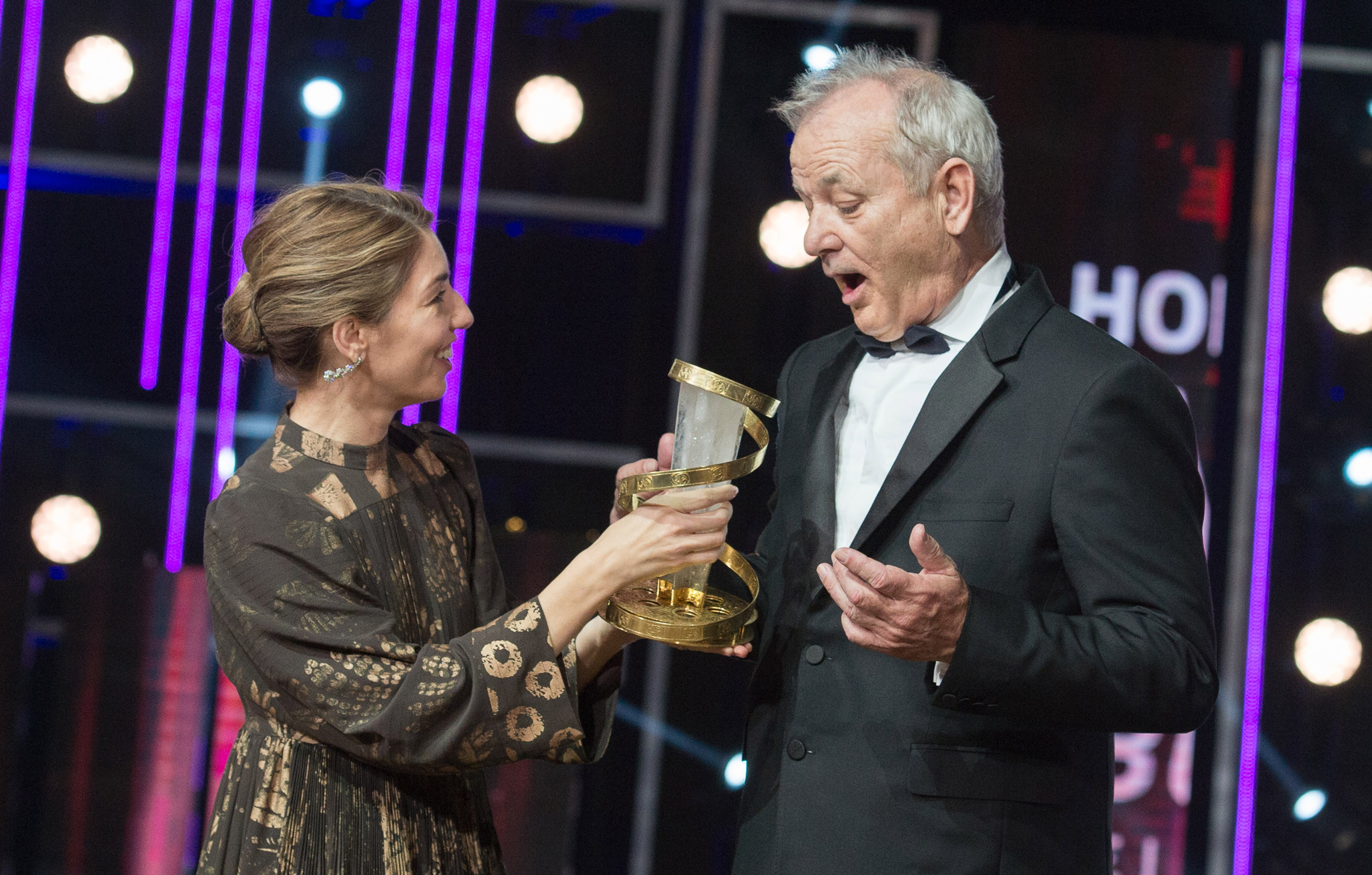 Tribute To Bill Murray - 15th Marrakech International Film Festival