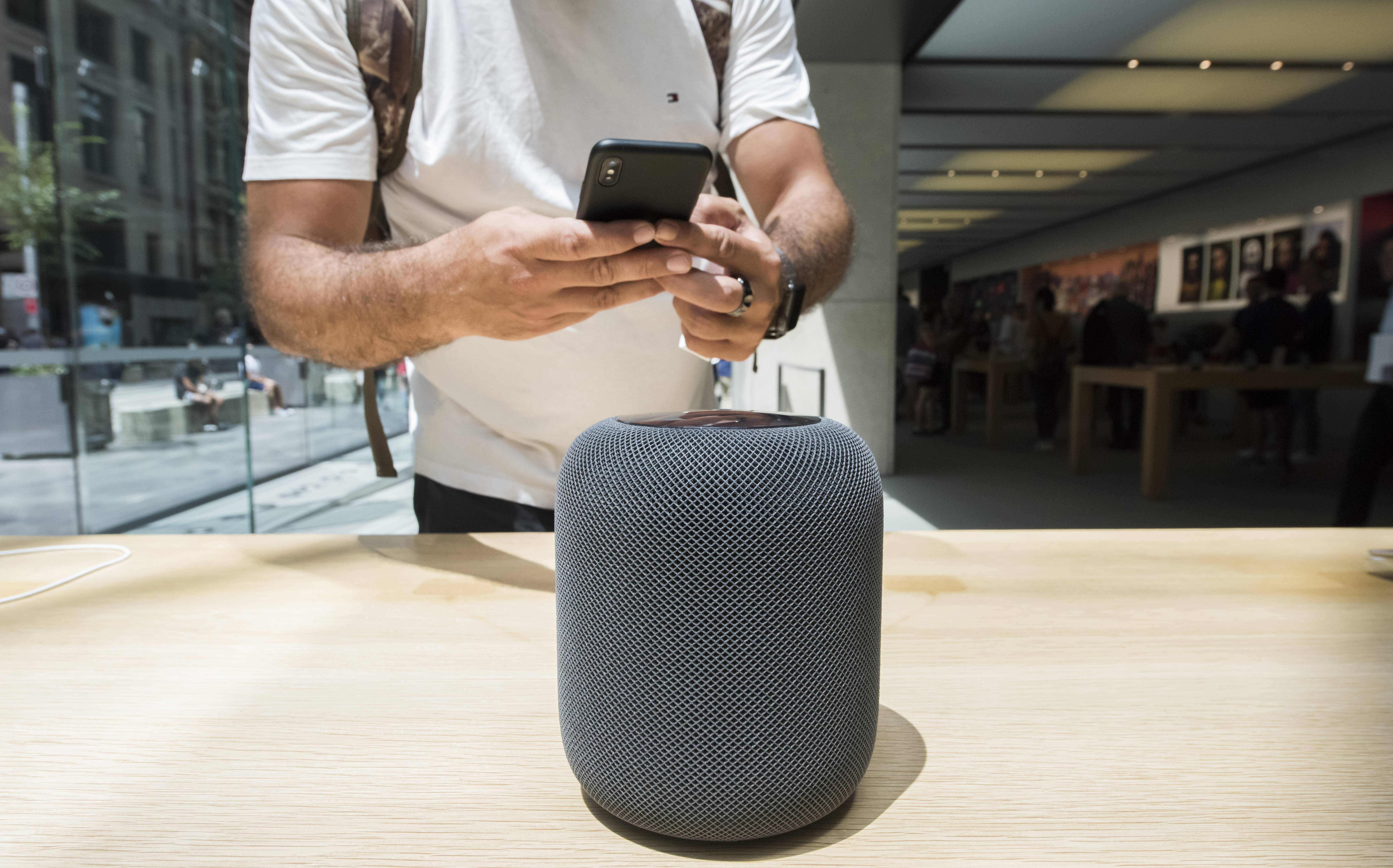 Apple HomePod Launches In Australia