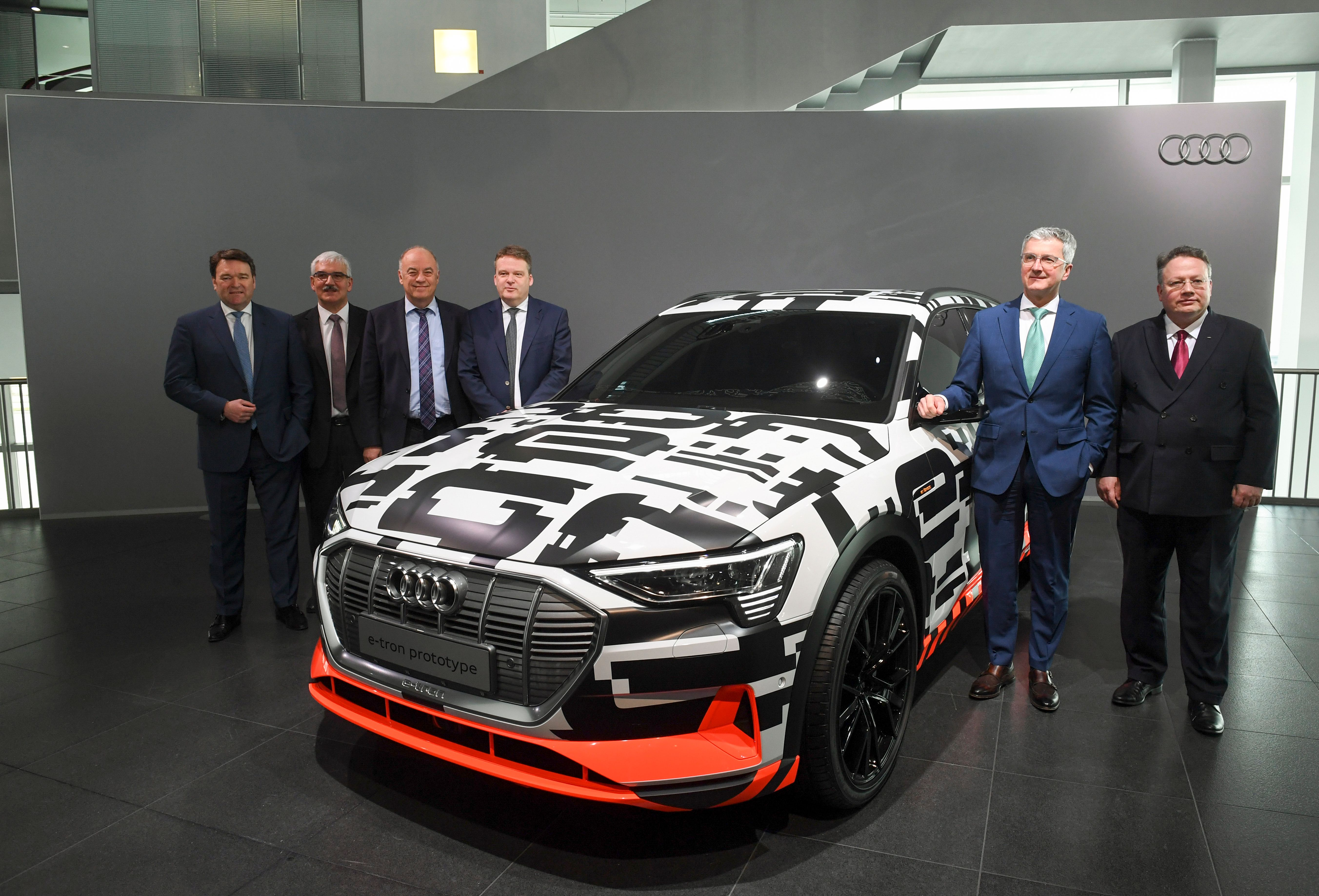GERMANY-COMPANY-EARNINGS-AUDI