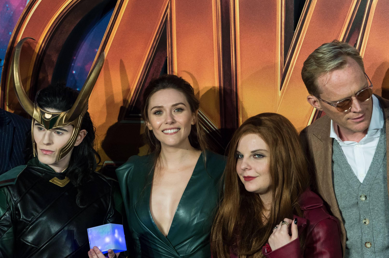 'Avengers: Infinity War' UK Fan Event in London