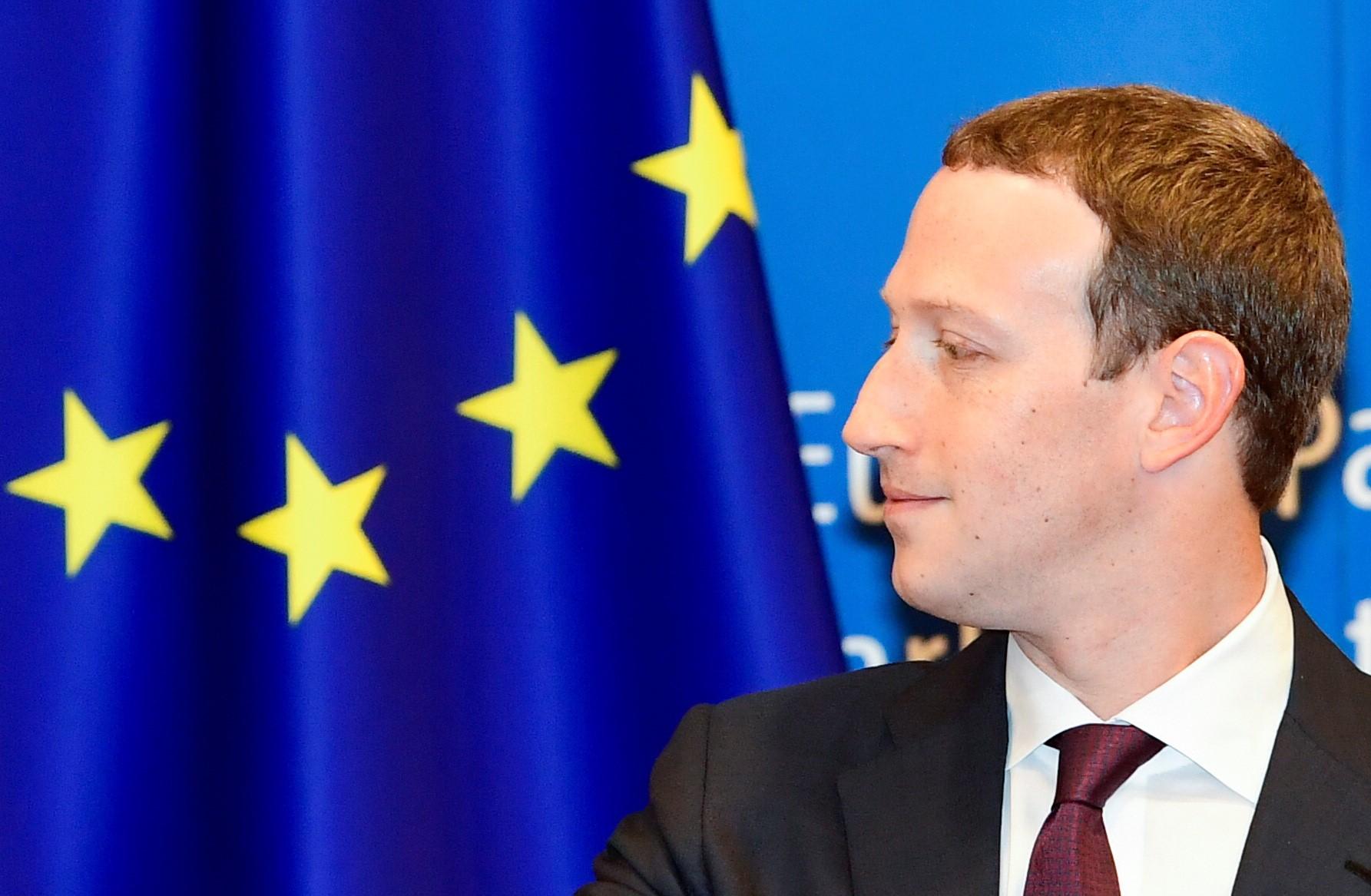 Mark Zuckerberg testifies at European Parliament