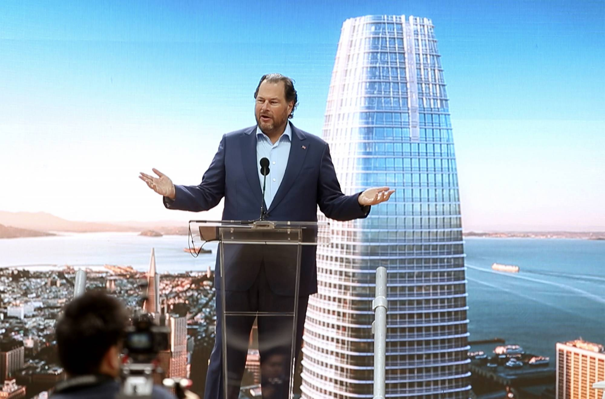 Salesforce's Quip to battle Microsoft and Google with Slides.