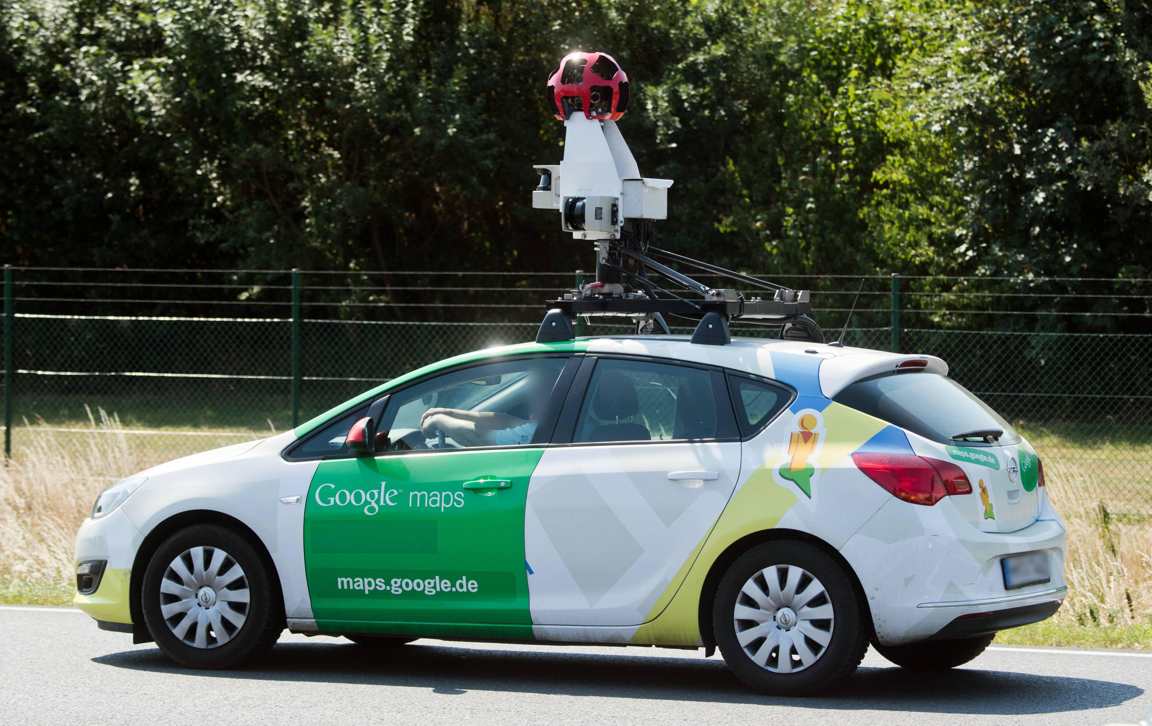 Google Street View   Fortune