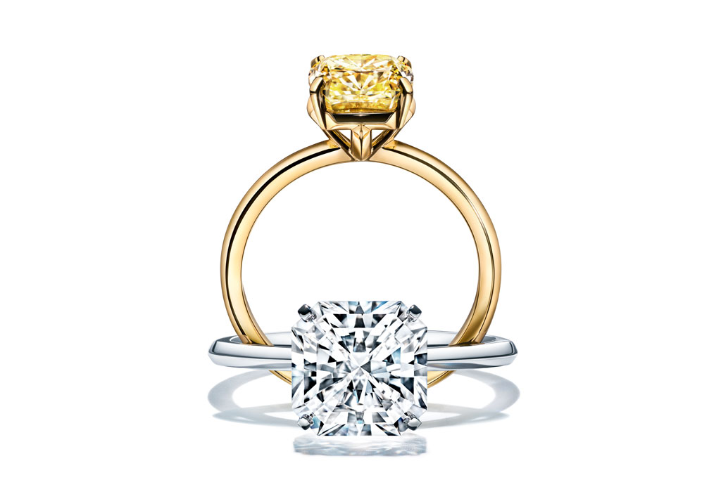 Tiffany & Co Unveils Tiffany True — First Engagement Line in a