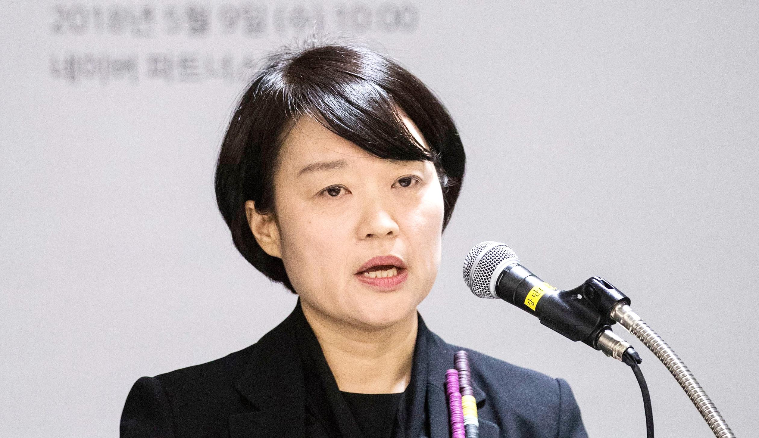 IMPW 2018-Han Seong Sook