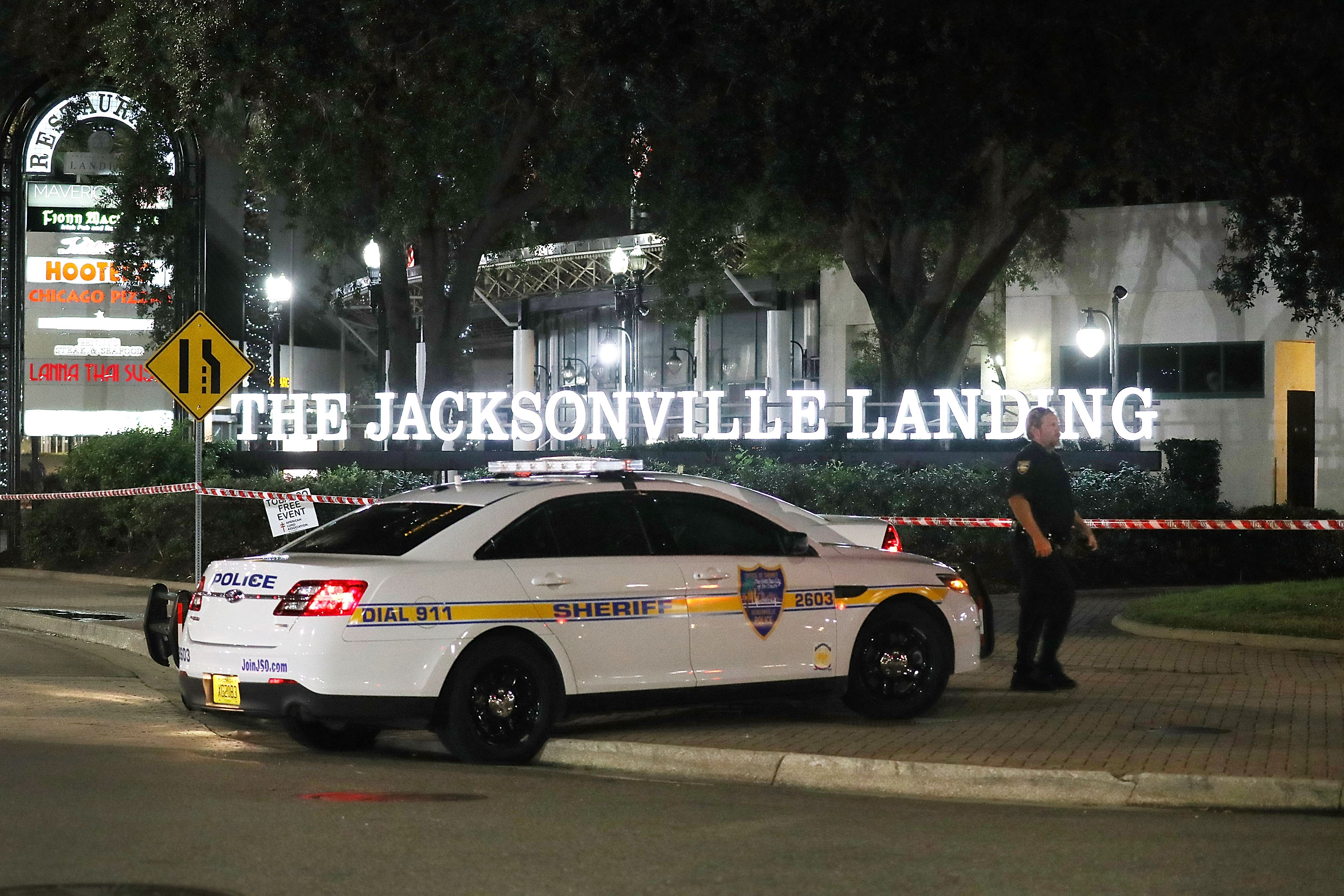 Three Fatalities Reported At Mass Shooting At Jacksonville Gaming Tournament