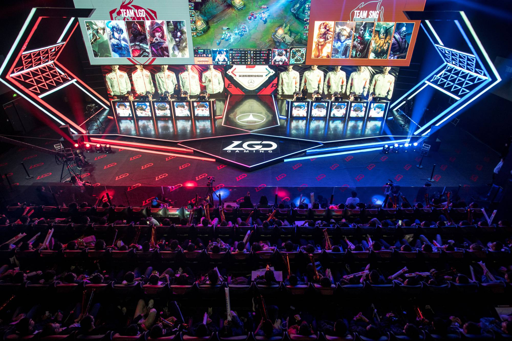 CHINA-ESPORTS-LIFESTYLE-GAME