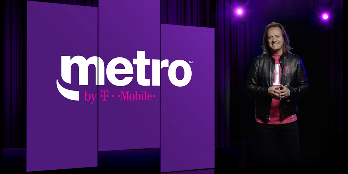 T-Mobile Changing Name of MetroPCS to 'Metro by T-Mobile