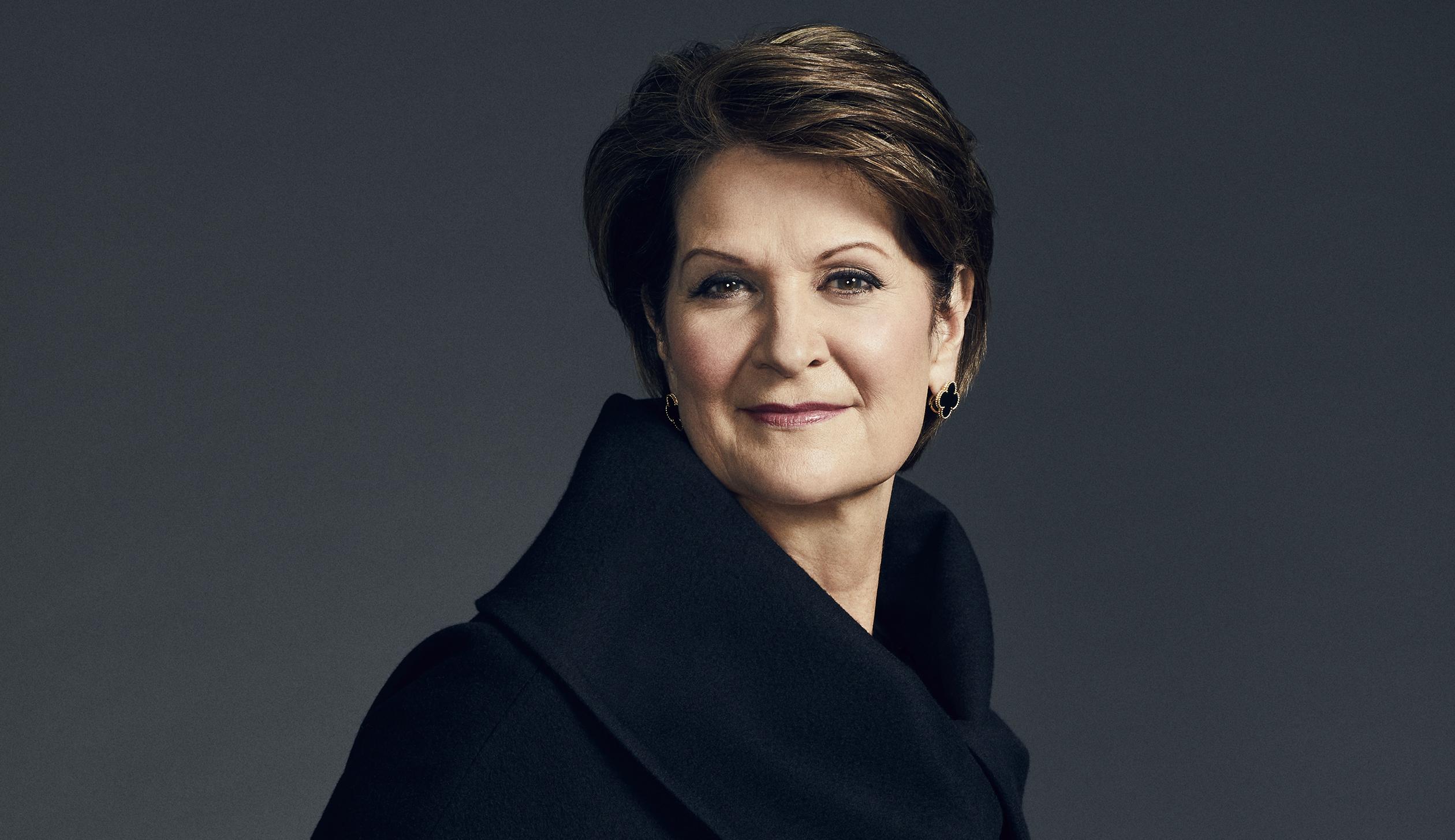 Marillyn Hewson, CEO, Lockheed Martin