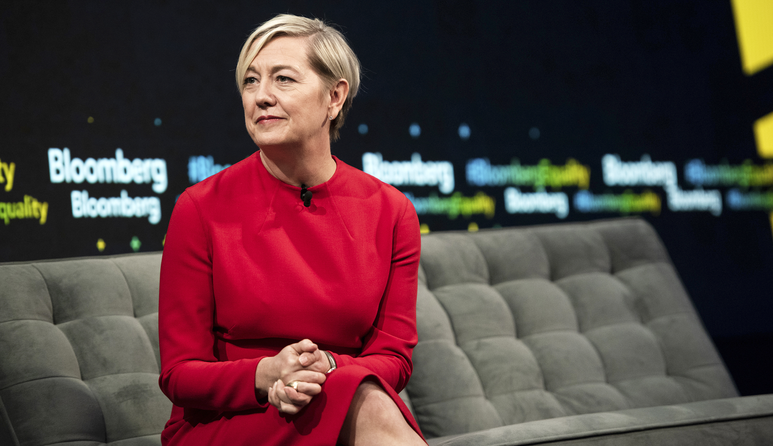 Key Speakers At The Bloomberg Live 'Business Of Equality' Event