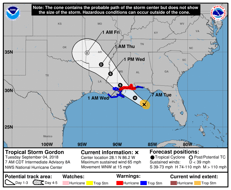 tropical-storm-gordon-tracking-map