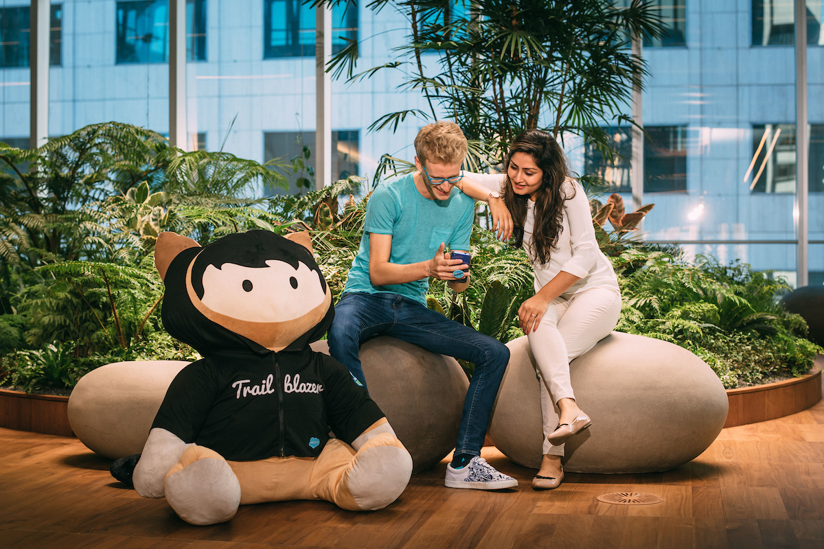 World's Best Companies 2018-Salesforce