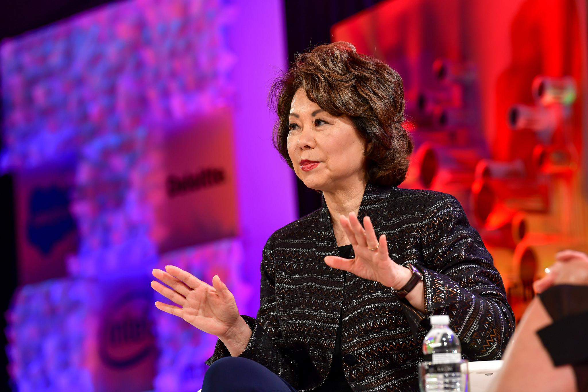 Elaine Chao, U.S. Secretary of Transportation