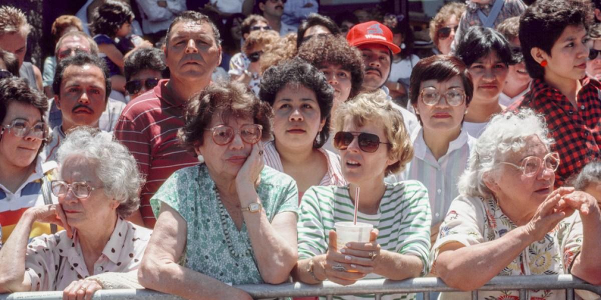 Photographing San Francisco During the Reagan Era