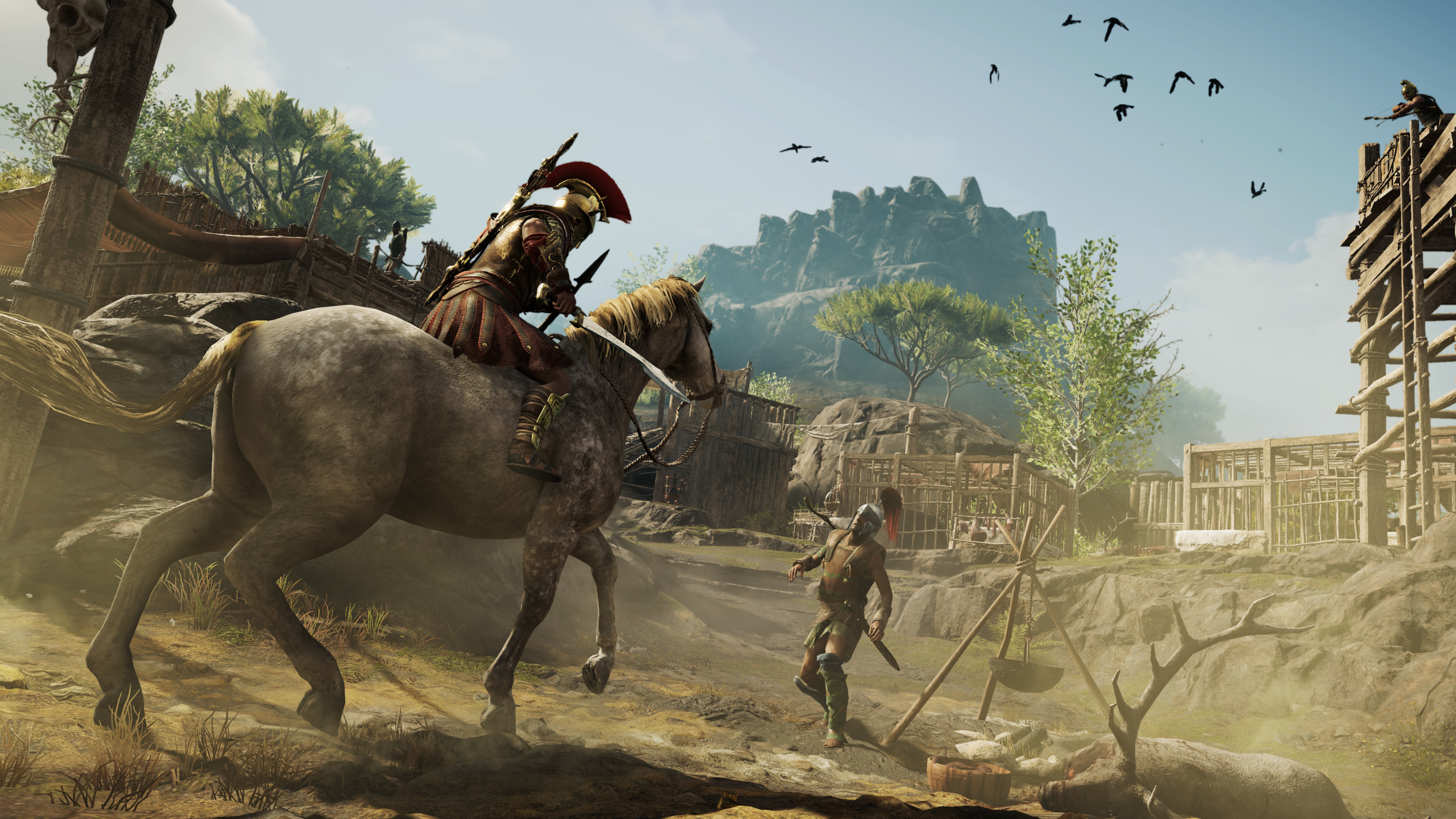 We Played Assassin's Creed Odyssey on Google's Project Stream | Fortune