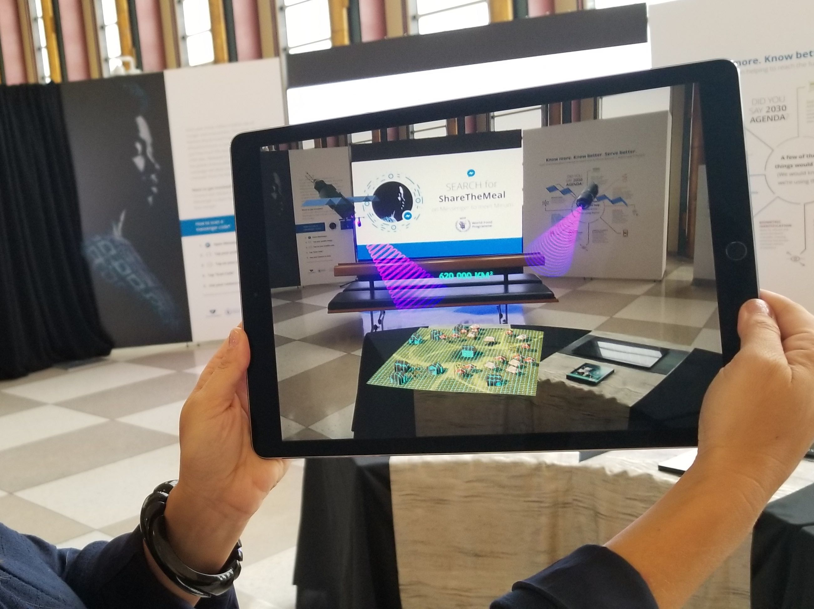 World Food Day: How the United Nations Is Using AR to Fight