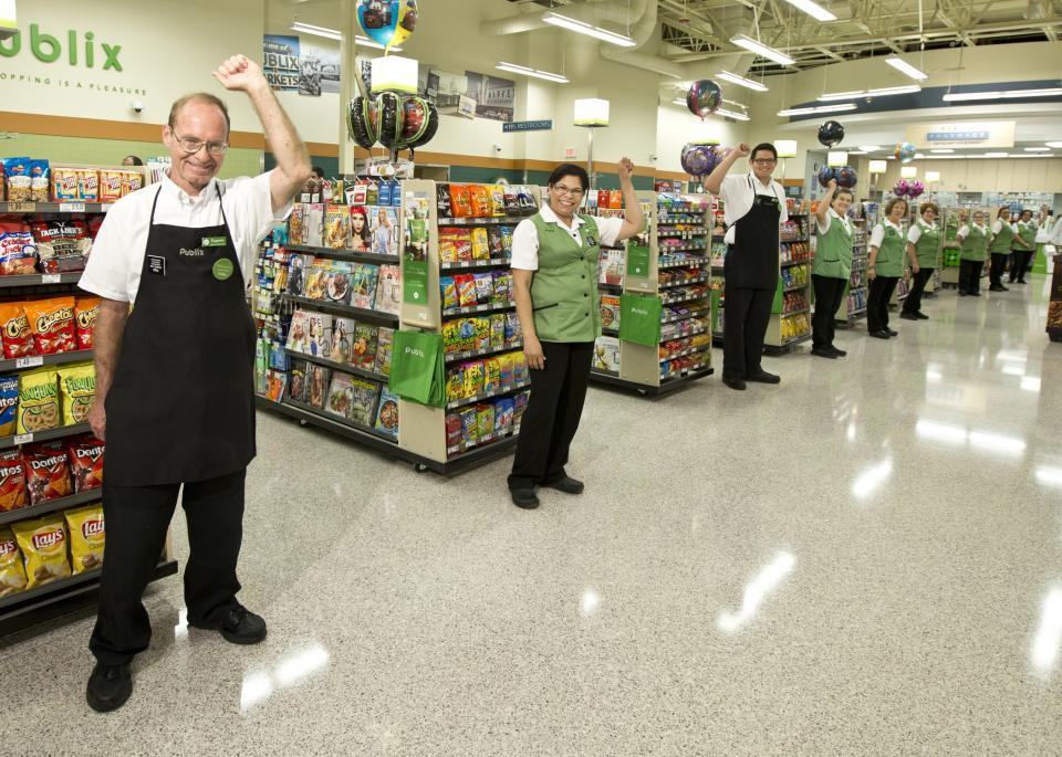 Best Workplace in Retail 2018-Publix Super Markets