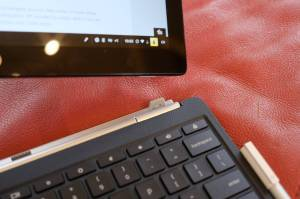 HP's Chromebook x2 easily separates from its keyboard