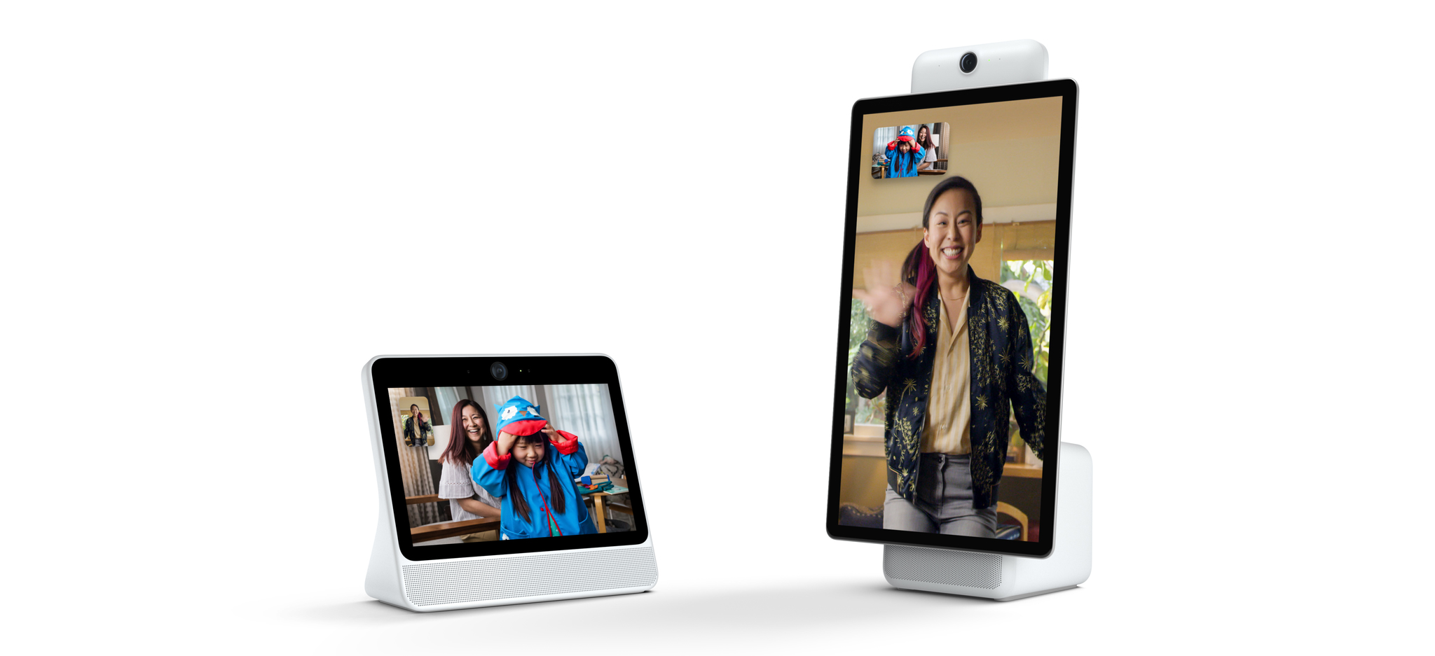 Facebook's new Portal video calling device is its first product for homes.