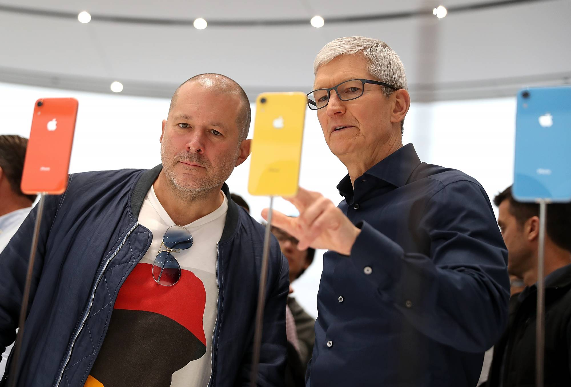Apple Design Chief Jony Ive talks about design.