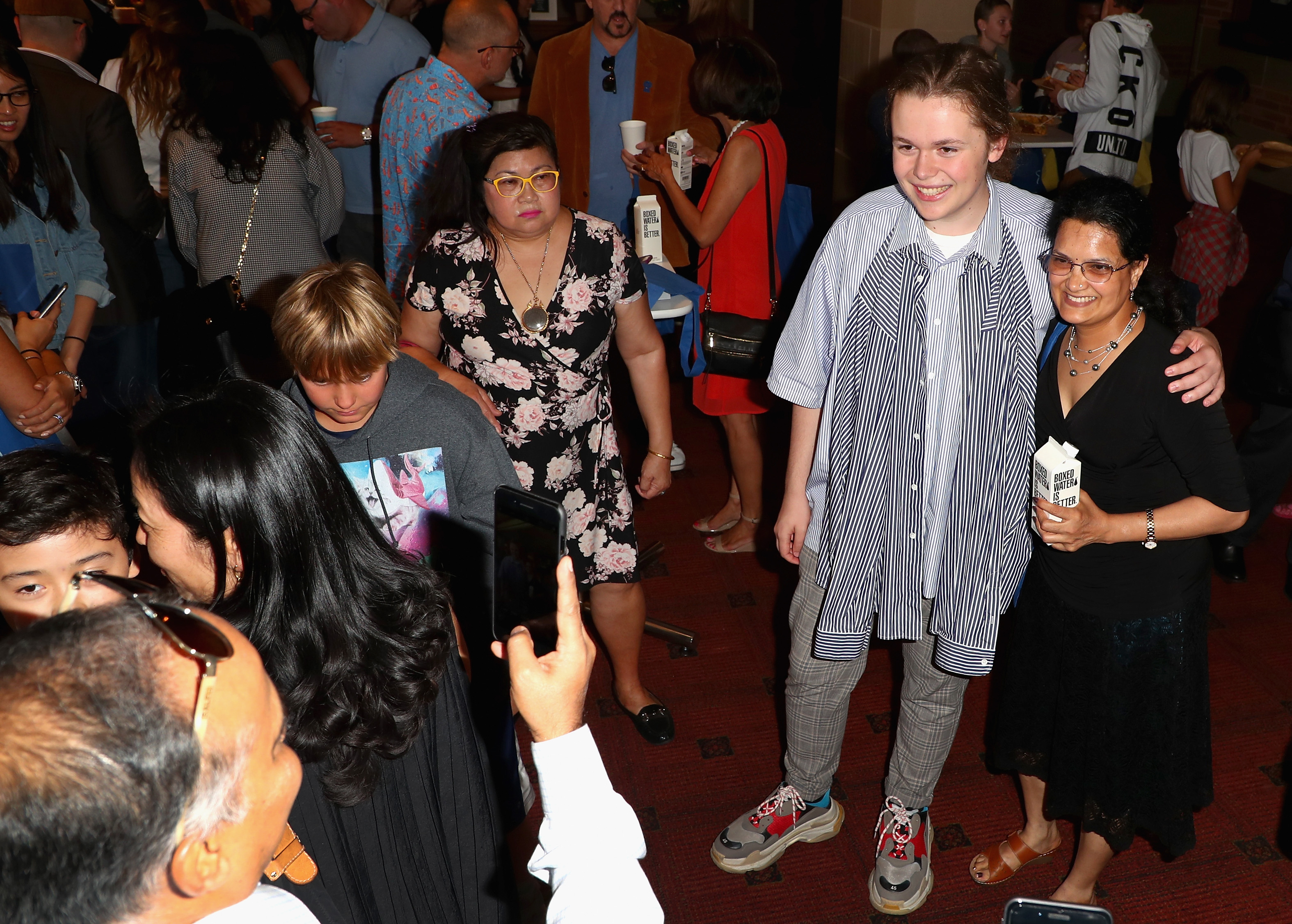 """Premiere Of National Geographic Documentary Films' """"Science Fair"""" At Royce Hall In Los Angeles"""