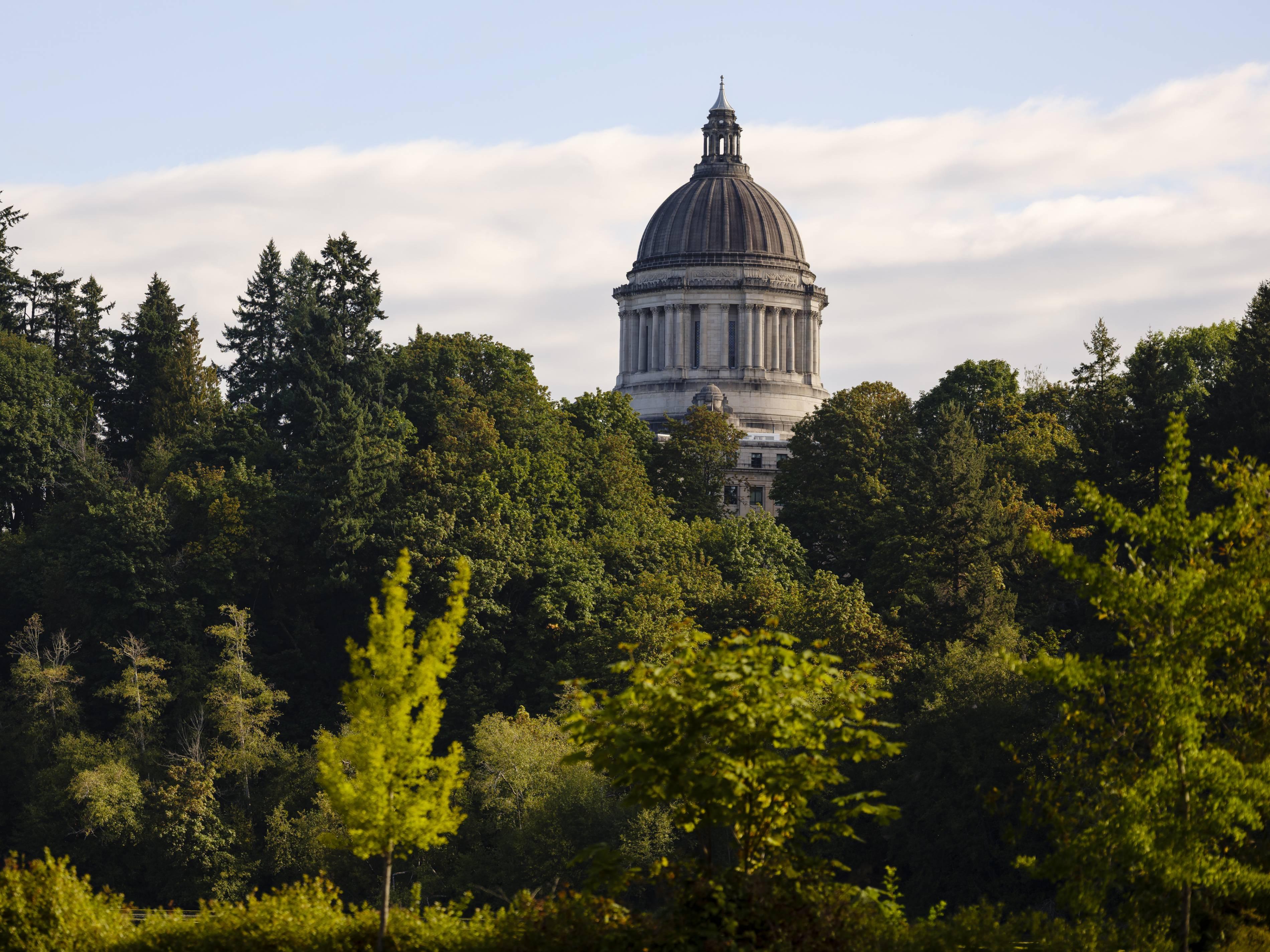 You're Going Where?  Olympia, Washington Travel Story