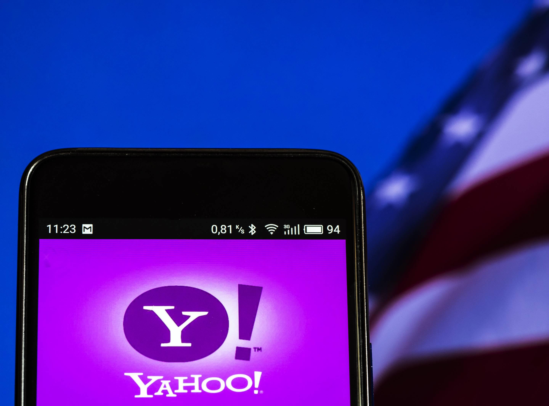 Yahoo! logo