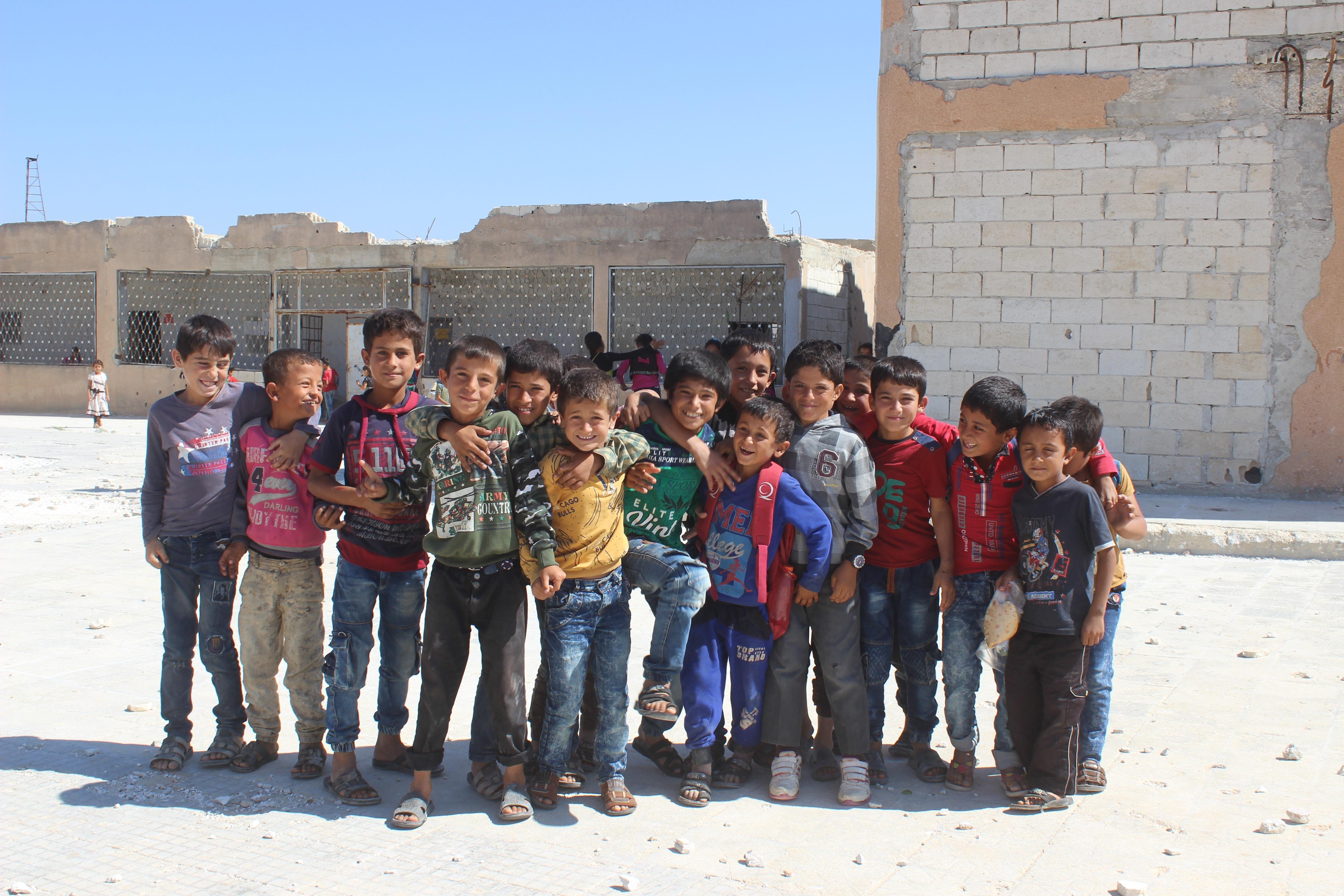 Education in Idlib