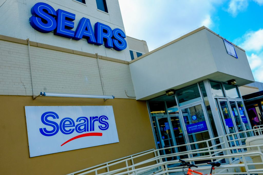 Sears has filed for bankruptcy with too few shoppers and too much debt. (Eduardo Munoz Alvarez/VIEWpress/Corbis via Getty Images)