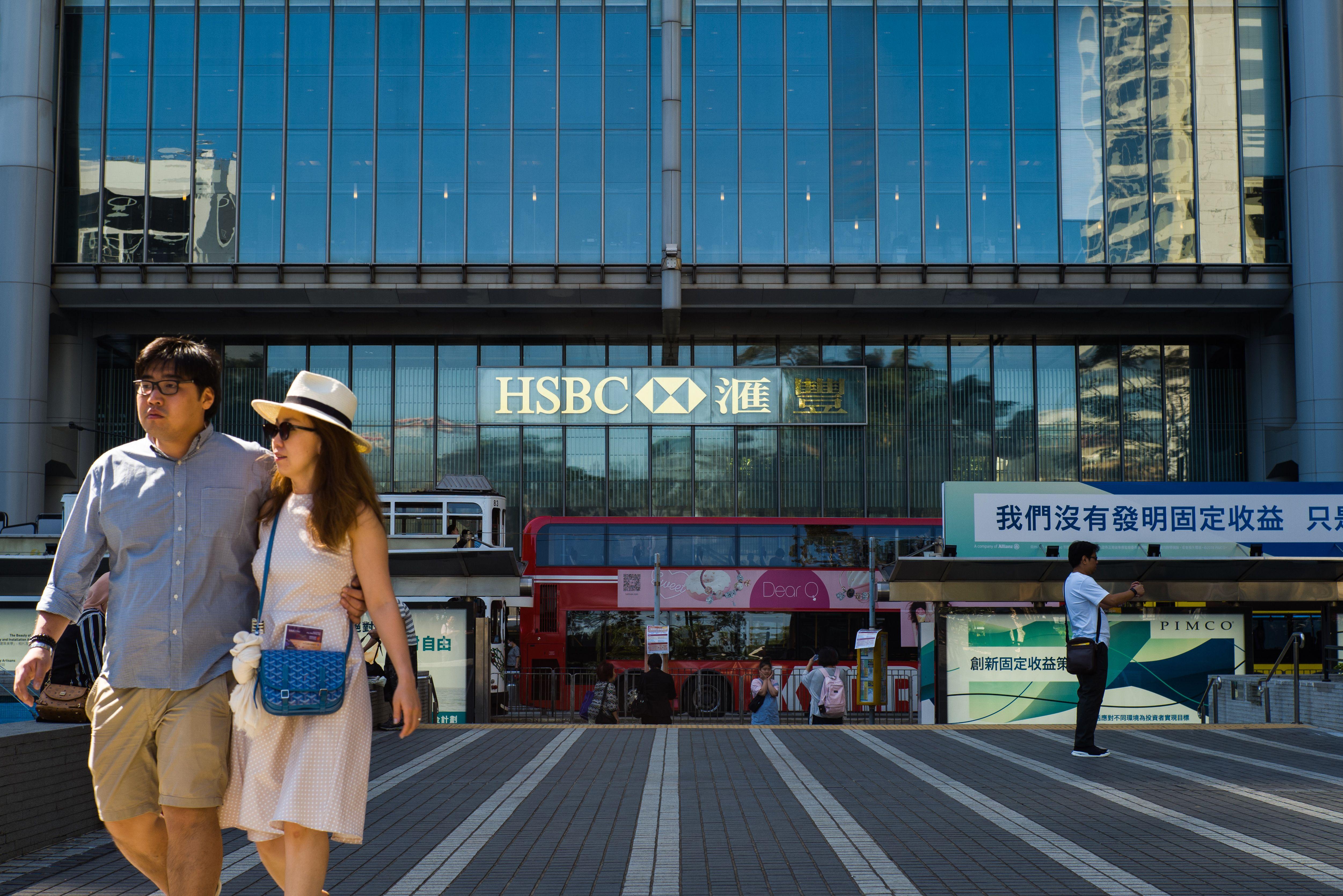 HONG KONG-HSBC-RESULTS