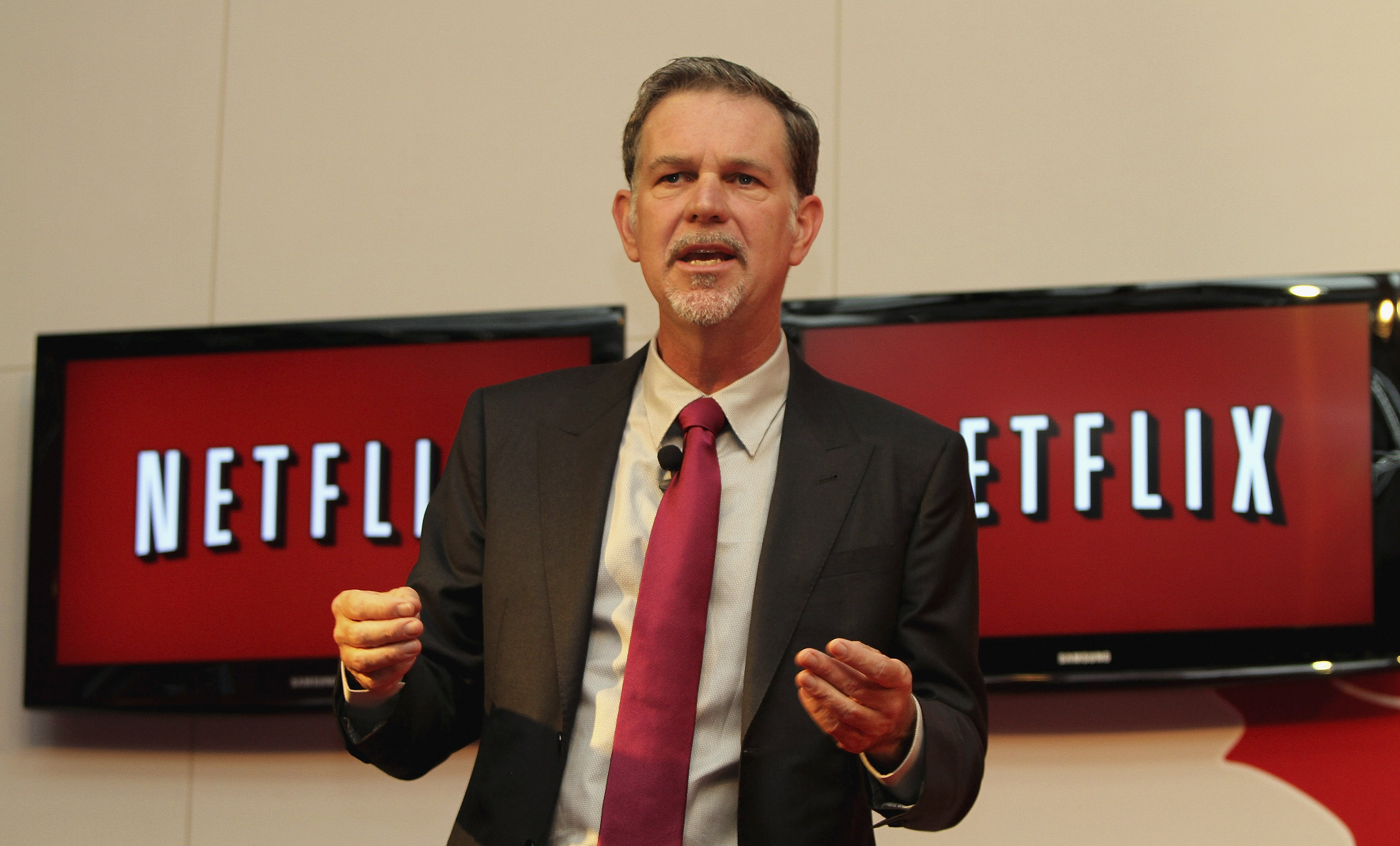 Netflix Launches In Colombia - Party