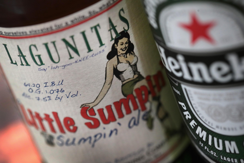 Lagunitas Sells Remaining 50 Percent Stake To Beer Giant Heineken