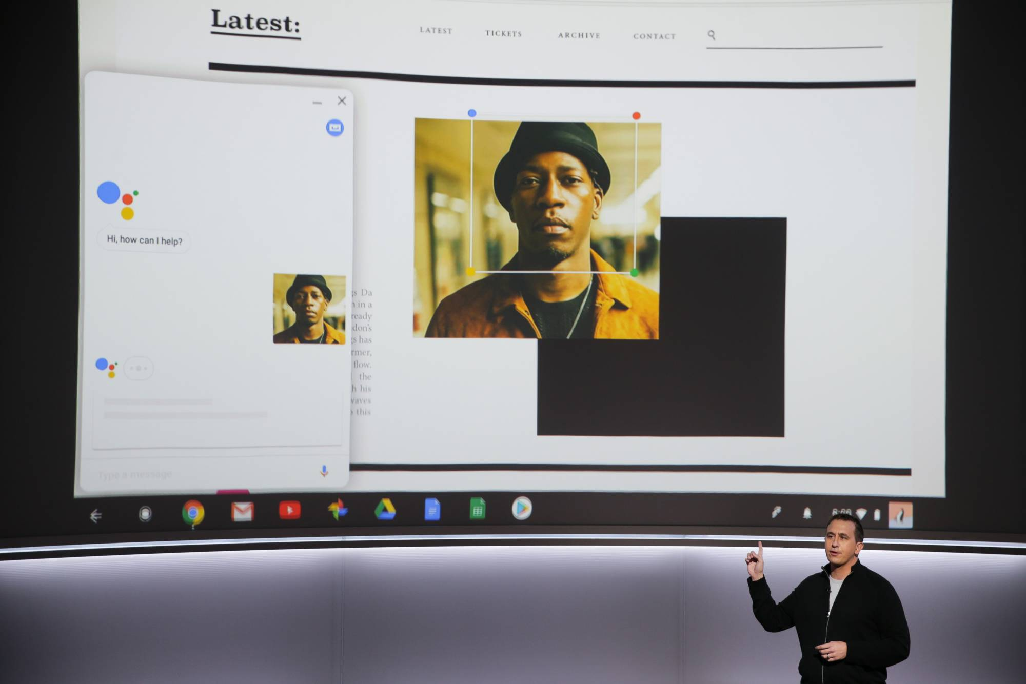 Google Images is getting some muscle from Lens A.I. tech.
