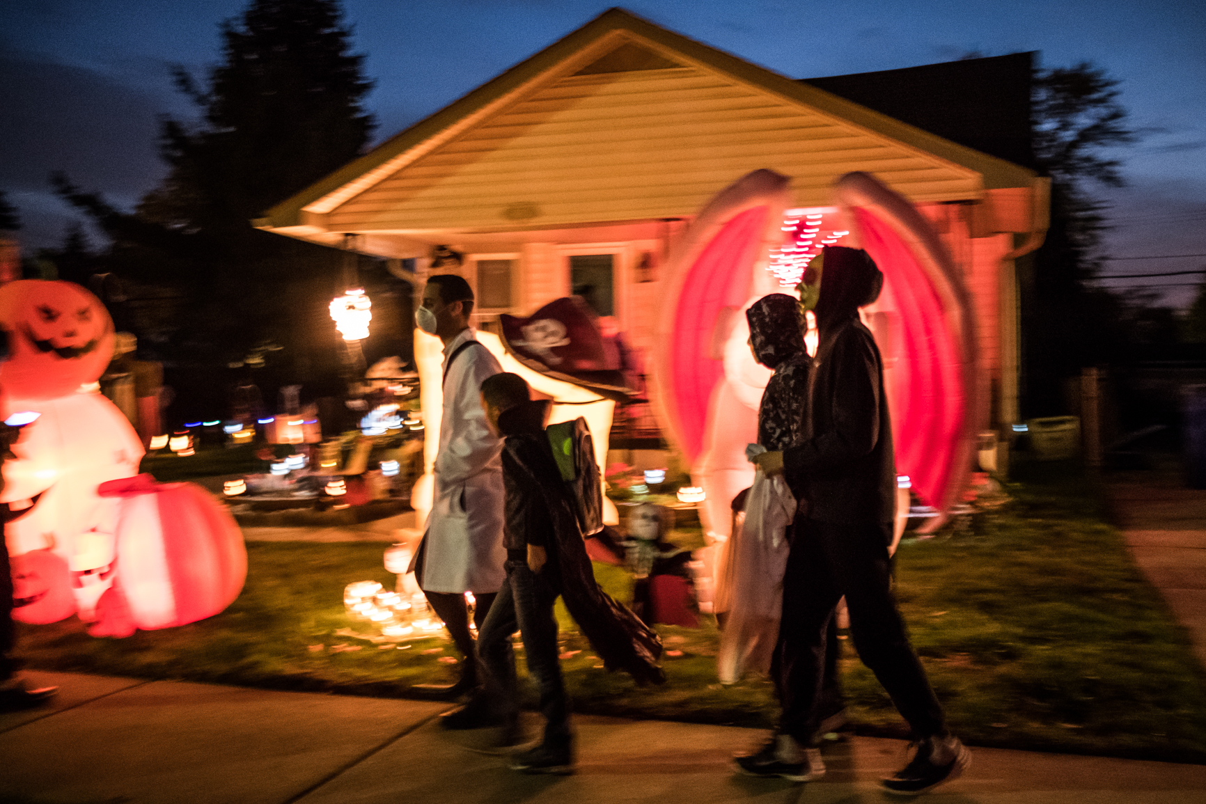 Legal Age Limits On Halloween Trick Or Treating Raise Concerns