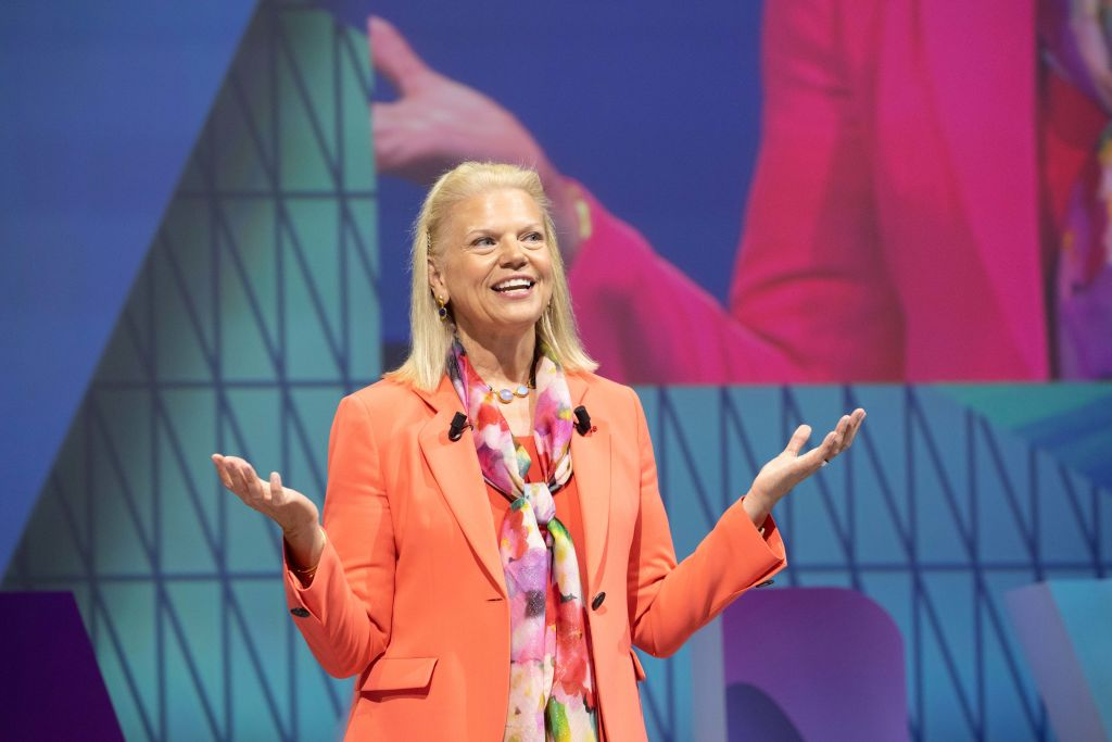 IBM CEO Ginni Rometty on Why IBM Is Buying Red Hat for $34